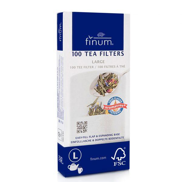 100 TEA FILTERS L