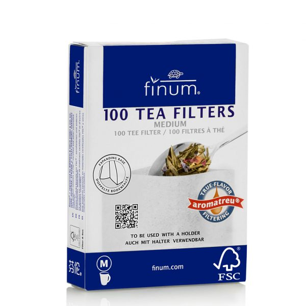 100 TEA FILTERS M