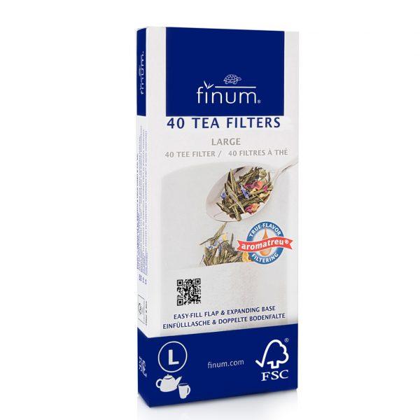 40 TEA FILTERS L
