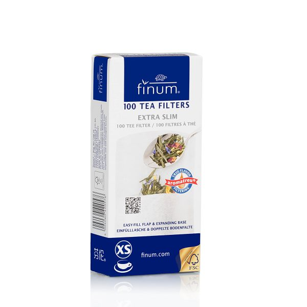 XS 100 Tea Filters