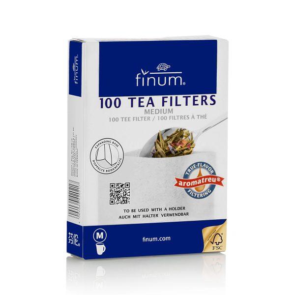 (English) M 100 TEA FILTERS