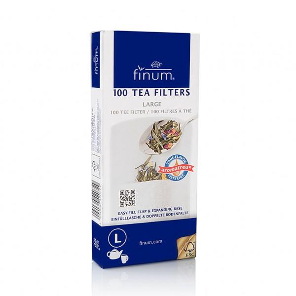 (English) L 100 TEA FILTERS