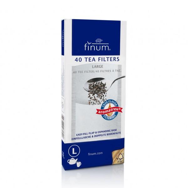 L 40 Tea Filters