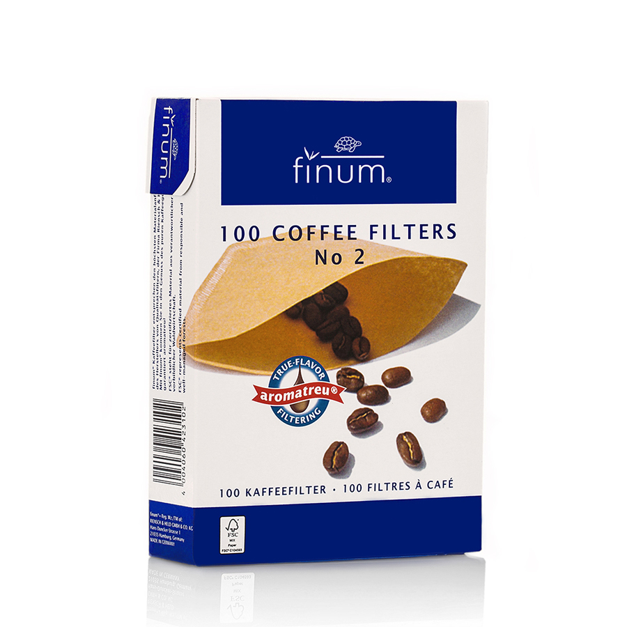No coffee filters