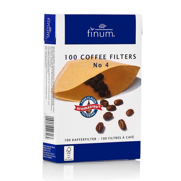 No. 4 Coffee Filters