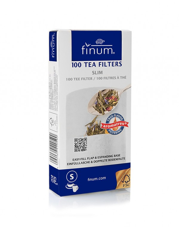 (English) S 100 TEA FILTERS